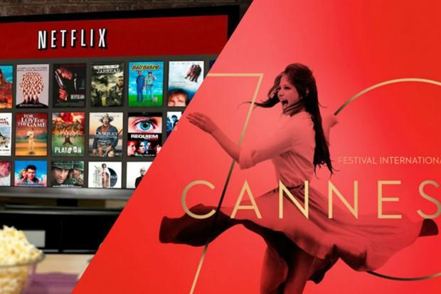 Không được đem phim đi thi, Netflix nghỉ chơi hẳn với liên hoan phim Cannes - Ảnh 1.