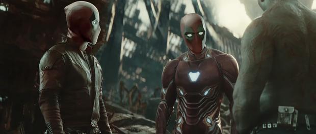 """Đoạn trailer """"Avengers: Infinity War""""cực lầy với toàn Deadpool, bạn đã xem chưa? - Ảnh 3."""