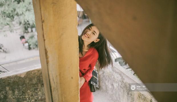 Hot girl 10x cao 1m70 trường Phan Đình Phùng: Vì mình già dặn nên nhiều bạn nam ngại tiếp xúc! - Ảnh 8.