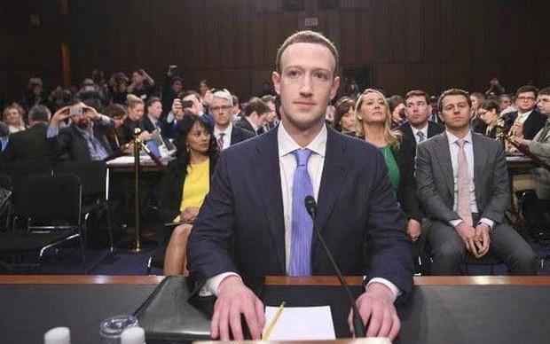 Ngồi 10 tiếng điều trần trước quốc hội, Mark Zuckerberg kiếm được hơn 3 tỷ USD - Ảnh 1.