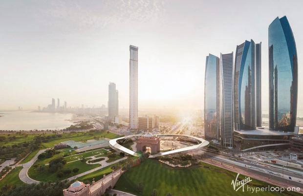 Chiêm ngưỡng bản phác thảo của hệ thống Hyperloop tại Ả-rập Xê-út, có thể sẽ rút ngắn thời gian di chuyển từ vài tiếng đồng hồ xuống còn vài phút - Ảnh 1.