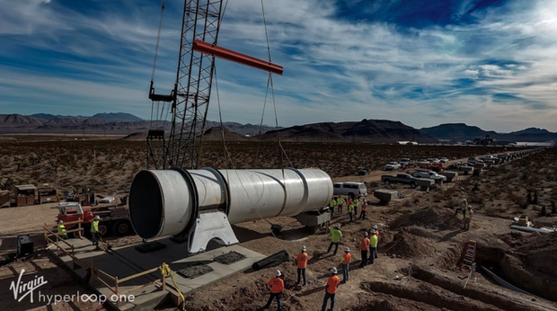 Chiêm ngưỡng bản phác thảo của hệ thống Hyperloop tại Ả-rập Xê-út, có thể sẽ rút ngắn thời gian di chuyển từ vài tiếng đồng hồ xuống còn vài phút - Ảnh 13.