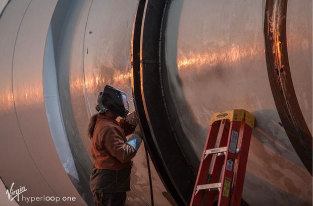 Chiêm ngưỡng bản phác thảo của hệ thống Hyperloop tại Ả-rập Xê-út, có thể sẽ rút ngắn thời gian di chuyển từ vài tiếng đồng hồ xuống còn vài phút - Ảnh 14.