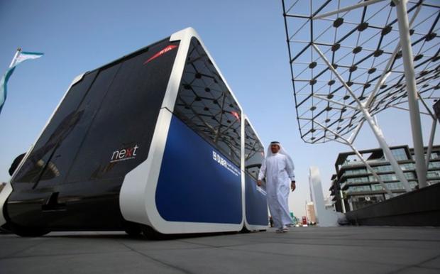 Chiêm ngưỡng bản phác thảo của hệ thống Hyperloop tại Ả-rập Xê-út, có thể sẽ rút ngắn thời gian di chuyển từ vài tiếng đồng hồ xuống còn vài phút - Ảnh 18.