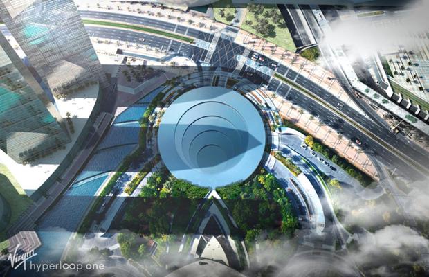 Chiêm ngưỡng bản phác thảo của hệ thống Hyperloop tại Ả-rập Xê-út, có thể sẽ rút ngắn thời gian di chuyển từ vài tiếng đồng hồ xuống còn vài phút - Ảnh 3.