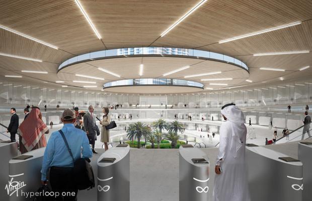 Chiêm ngưỡng bản phác thảo của hệ thống Hyperloop tại Ả-rập Xê-út, có thể sẽ rút ngắn thời gian di chuyển từ vài tiếng đồng hồ xuống còn vài phút - Ảnh 4.