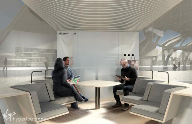 Chiêm ngưỡng bản phác thảo của hệ thống Hyperloop tại Ả-rập Xê-út, có thể sẽ rút ngắn thời gian di chuyển từ vài tiếng đồng hồ xuống còn vài phút - Ảnh 5.