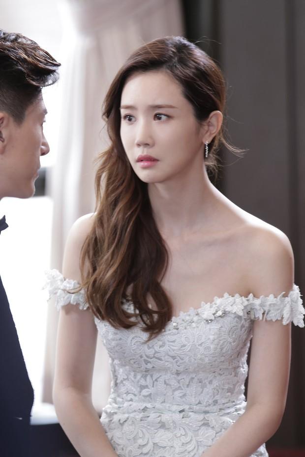 Lee Da Hae đẹp choáng ngợp, nhưng cơ mặt cứng đơ thế này thật đáng quan ngại - Ảnh 3.