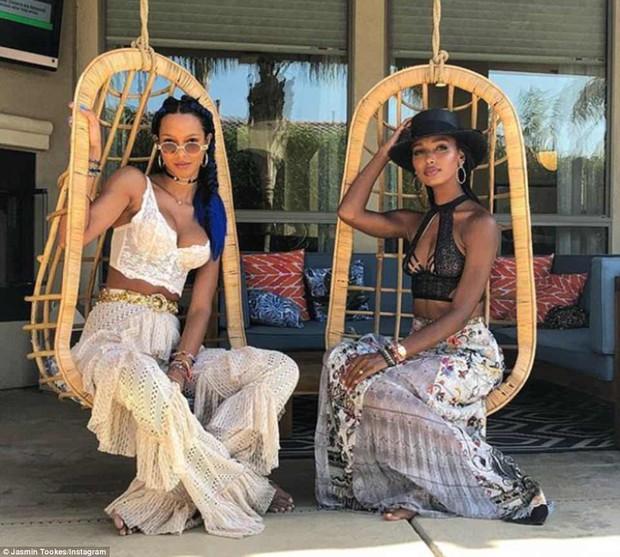 Giờ chỉ cần đến Coachella 2018, bạn sẽ gặp được dàn sao khủng và loạt hoa hậu, thiên thần nội y hot nhất! - Ảnh 11.