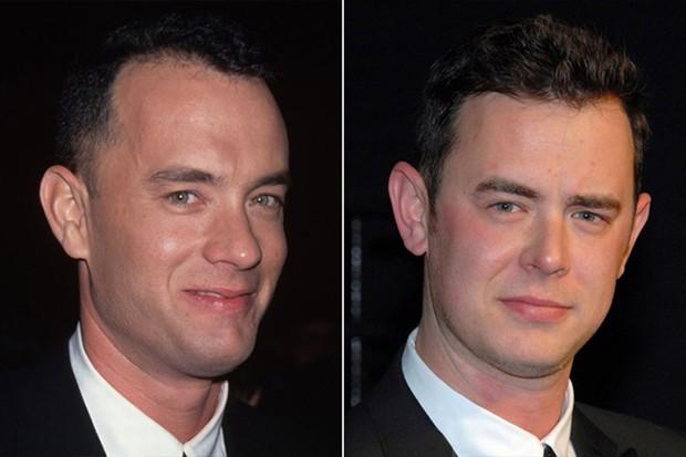 Các ngôi sao và những người con giống nhau không thể lẫn được khi so ảnh ở cùng độ tuổi - Ảnh 33.