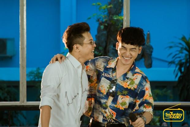 Saturday Radio: Mai Tiến Dũng và Ali Hoàng Dương lần đầu hé lộ chuyện tình thời học sinh - Ảnh 3.