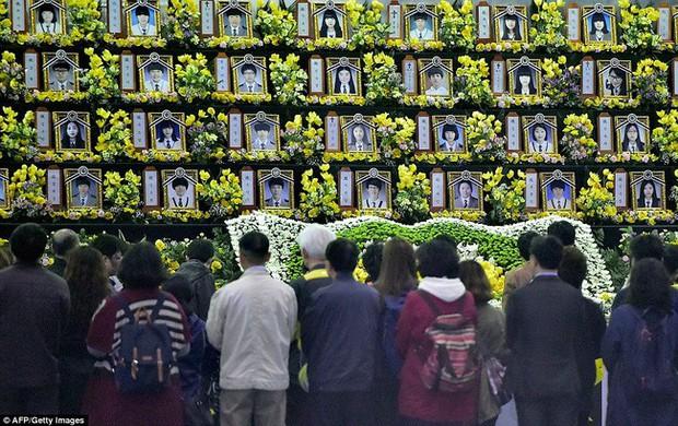 4 năm trôi qua, những câu chuyện buồn từ thảm kịch chìm phà Sewol khiến người dân Hàn Quốc nghẹn ngào nước mắt - Ảnh 5.