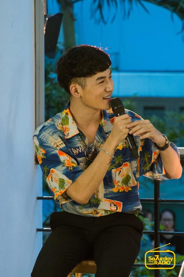 Saturday Radio: Mai Tiến Dũng và Ali Hoàng Dương lần đầu hé lộ chuyện tình thời học sinh - Ảnh 8.