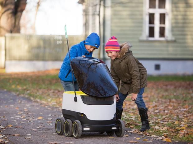12 robot tưởng như chỉ có trong phim viễn tưởng nhưng đang hoạt động cùng chúng ta mỗi ngày - Ảnh 1.