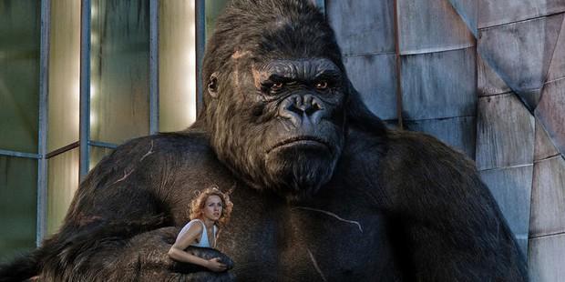 5 chàng Kong trong lịch sử Hollywood, không tên khỉ khổng lồ nào lầy bằng George của Rampage - Ảnh 4.
