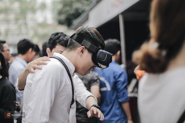 Ngày hội việc làm Công nghệ 2018: Cơ hội để SV lọt vào mắt xanh của các nhà tuyển dụng khi còn ngồi trên ghế nhà trường - Ảnh 6.
