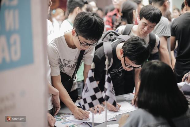 Ngày hội việc làm Công nghệ 2018: Cơ hội để SV lọt vào mắt xanh của các nhà tuyển dụng khi còn ngồi trên ghế nhà trường - Ảnh 14.