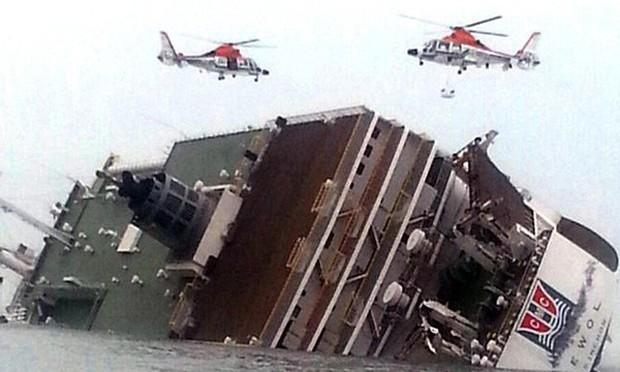 Những hình ảnh trong vụ chìm phà Sewol khiến hơn 300 người thiệt mạng vẫn khiến mọi người ám ảnh - Ảnh 3.