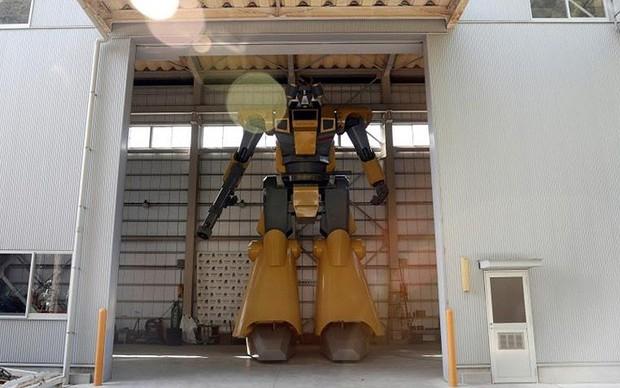 Kỹ sư người Nhật biến giấc mơ robot khổng lồ thành hiện thực - Ảnh 15.