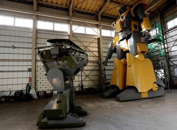 Kỹ sư người Nhật biến giấc mơ robot khổng lồ thành hiện thực - Ảnh 17.