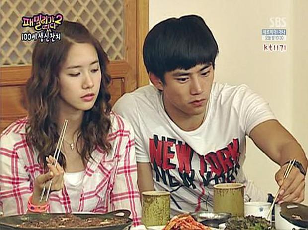 Trước Park Bo Gum, Yoona từng được gán ghép với mỹ nam này trong show thực tế! - Ảnh 4.