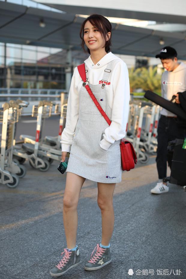 Không hổ danh mỹ nhân Tân Cương, Đồng Lệ Á đẹp bất chấp ảnh chụp vội của người qua đường với nhan sắc hoàn mỹ  - Ảnh 2.