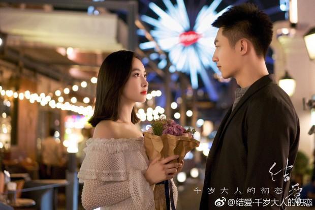 Mặc kệ fan chiến, Hoàng Cảnh Du và Victoria (fx) vẫn yêu nhau chết đi sống lại trong phim mới  - Ảnh 7.