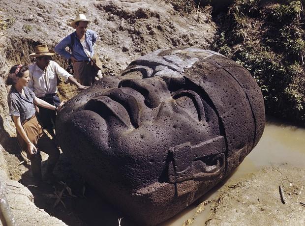 4 bí ẩn khảo cổ mà các nhà khoa học vắt não vẫn chưa giải thích được - Ảnh 3.