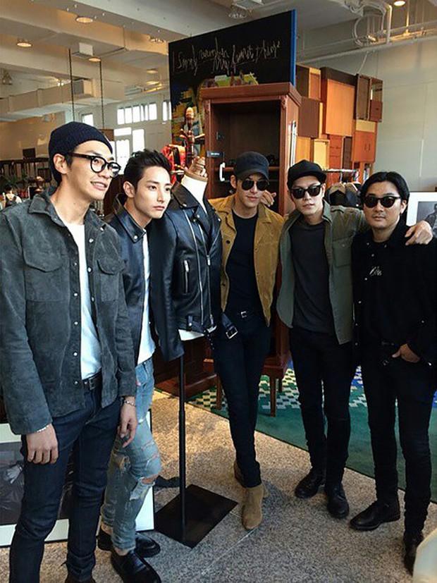 Những hội bạn thân toàn mỹ nam chân dài xứ Hàn: Khi dàn sao hạng A cực phẩm cùng tụ họp tại một chỗ - Ảnh 11.