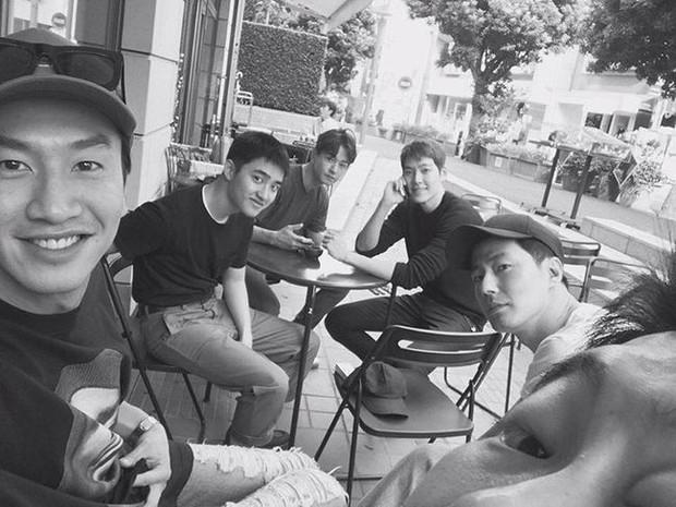 Những hội bạn thân toàn mỹ nam chân dài xứ Hàn: Khi dàn sao hạng A cực phẩm cùng tụ họp tại một chỗ - Ảnh 18.
