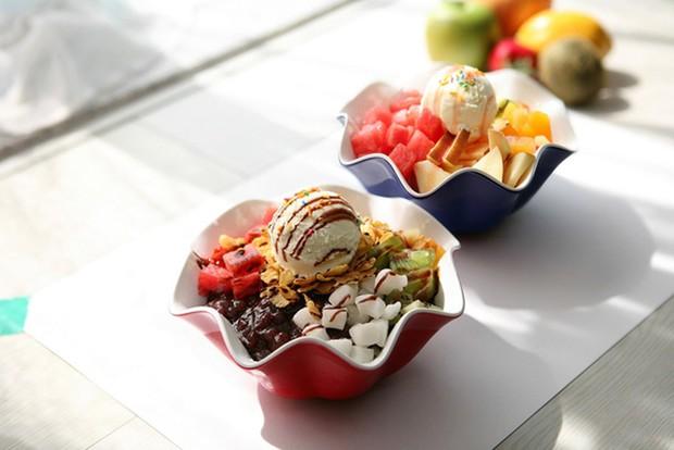 Đoán xem các bạn trẻ Hàn Quốc ăn gì để giải nhiệt cuộc sống giữa ngày hè nóng oi ả? - Ảnh 11.
