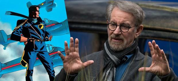 Vừa trở thành ông chủ CLB 10 tỉ đô, đạo diễn Steven Spielberg xử đến phim siêu anh hùng DC - Ảnh 1.