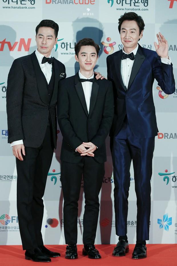Những hội bạn thân toàn mỹ nam chân dài xứ Hàn: Khi dàn sao hạng A cực phẩm cùng tụ họp tại một chỗ - Ảnh 19.