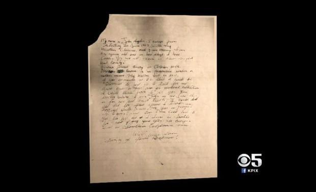 Sau 50 năm vượt ngục thành công, tên tù nhân bất ngờ gửi thư đến cảnh sát xin trở vào tù với một điều kiện duy nhất - Ảnh 3.