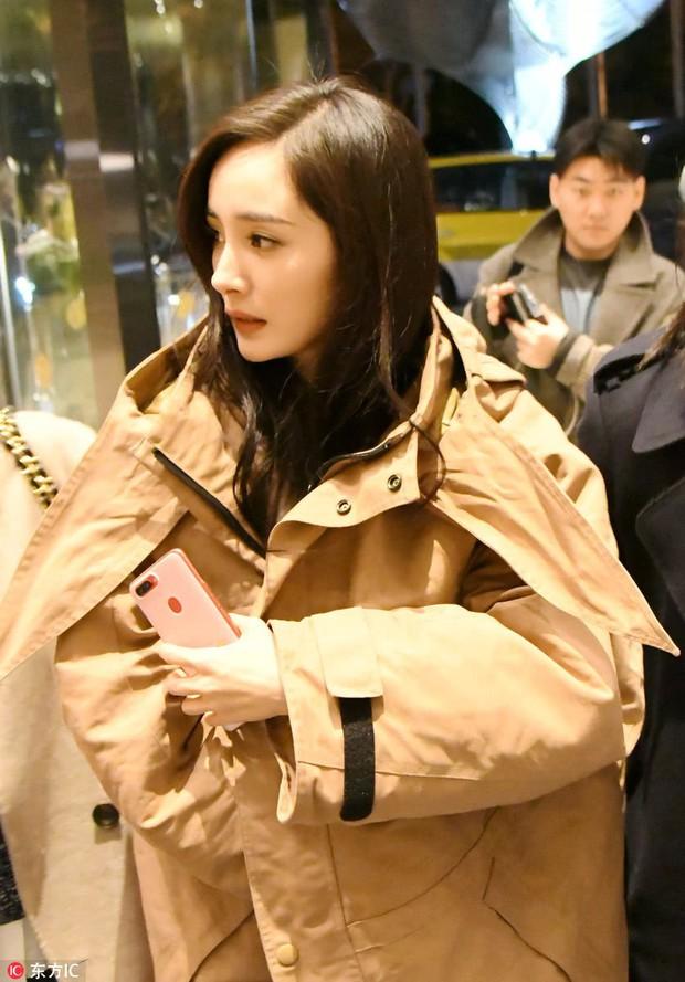 Sự thật về loạt ảnh khoa trương, đeo trang sức đắt tiền của Dương Mịch khi lần đầu xuất hiện sau scandal quỵt tiền - Ảnh 5.
