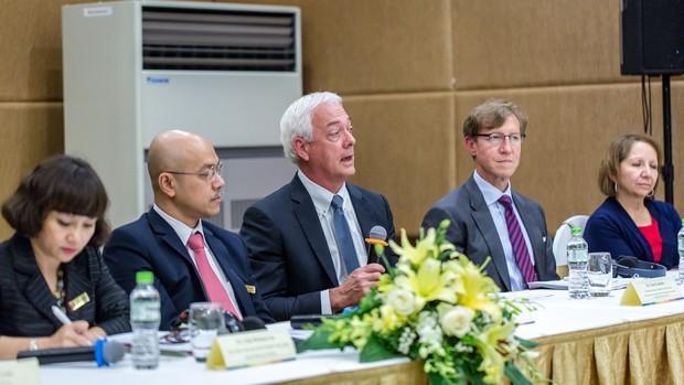 VinUni chính thức ký thỏa thuận hợp tác với ĐH Cornell và Pennsylvania, tự tin lọt top ĐH tốt nhất thế giới - Ảnh 6.