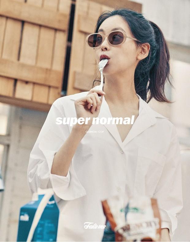 Bạn gái Kim Bum lần đầu lộ diện sau tin hẹn hò: Nhan sắc không đùa được đâu trong loạt ảnh hậu trường - Ảnh 2.