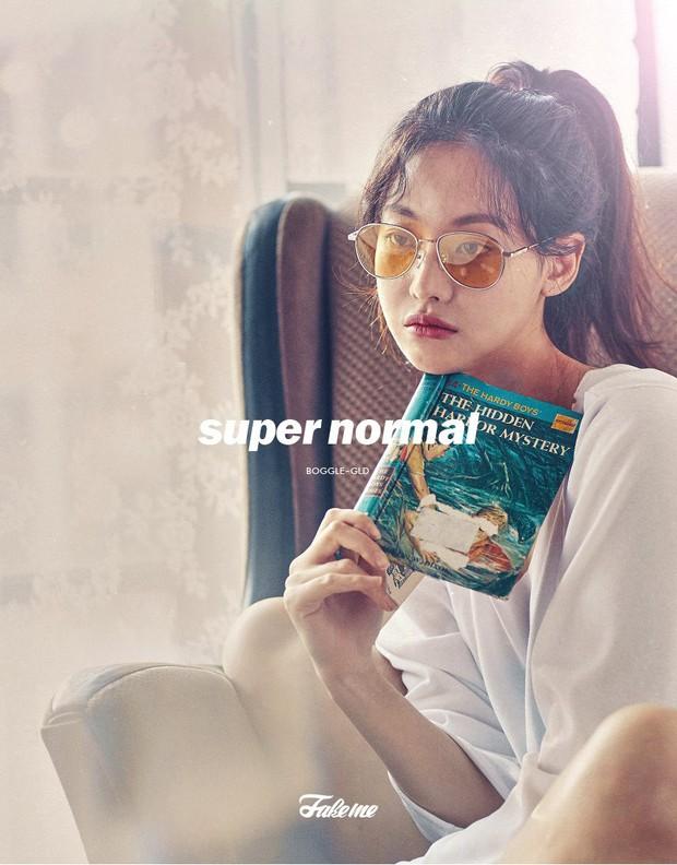 Bạn gái Kim Bum lần đầu lộ diện sau tin hẹn hò: Nhan sắc không đùa được đâu trong loạt ảnh hậu trường - Ảnh 3.