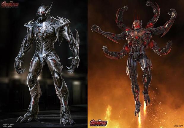 Tạo hình đời đầu ám ảnh của 10 phản diện khét tiếng trên màn ảnh siêu anh hùng - Ảnh 3.