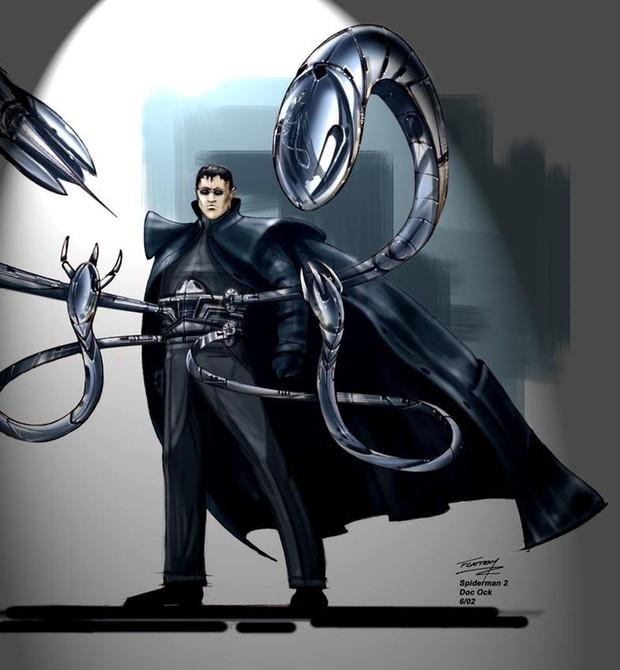 Tạo hình đời đầu ám ảnh của 10 phản diện khét tiếng trên màn ảnh siêu anh hùng - Ảnh 8.