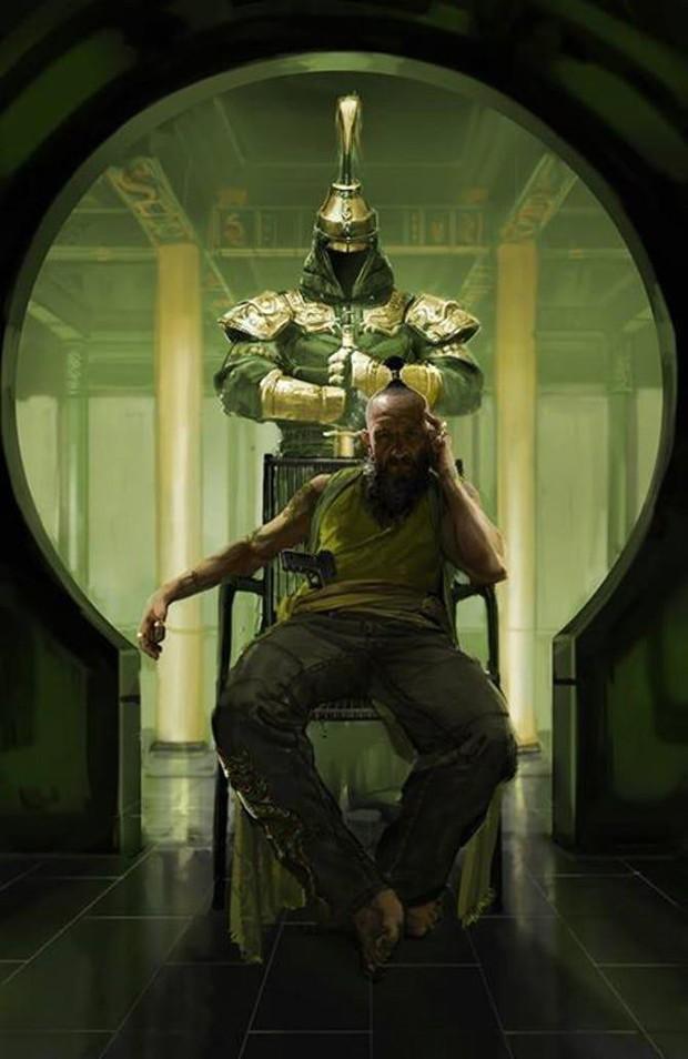 Tạo hình đời đầu ám ảnh của 10 phản diện khét tiếng trên màn ảnh siêu anh hùng - Ảnh 12.