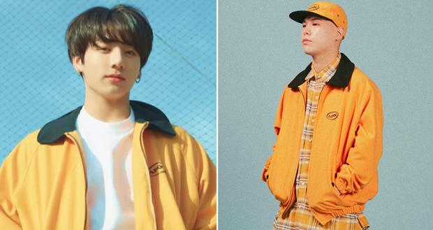 BTS được thương hiệu thời trang cảm ơn rối rít vì diện đồ quá đẹp, khiến các fan đổ xô đi mua đến cháy hàng - Ảnh 2.