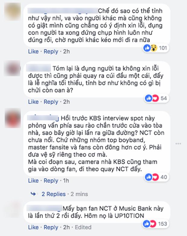 Clip gây tranh cãi nhất hôm nay: Bị fan NCT mải chụp idol đến mức xô mạnh, đây là cách Samuel phản ứng lại - Ảnh 6.