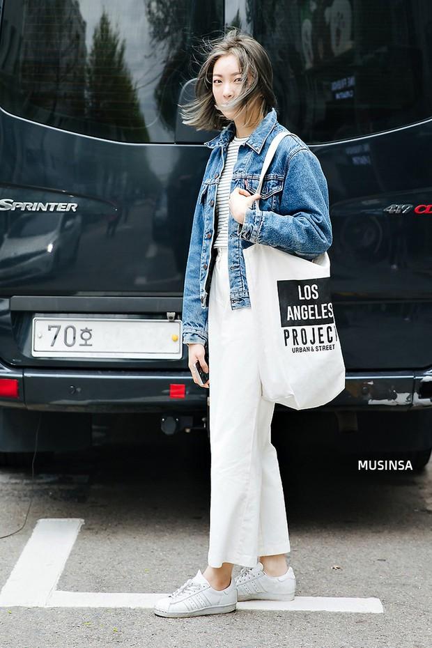Giới trẻ Hàn thật siêu, chẳng cần diện đồ lồng lộn mà vẫn đẹp bá cháy - Ảnh 10.