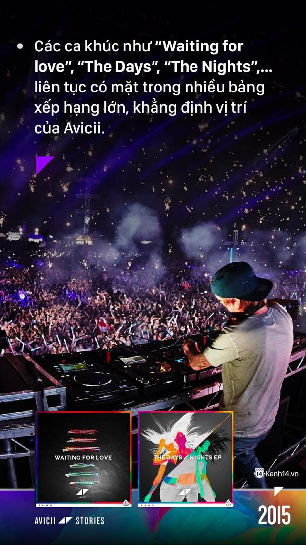 Qua đời ở tuổi 28 nhưng Avicii đã sống một cuộc đời mà ai cũng sẽ nhớ - Ảnh 22.