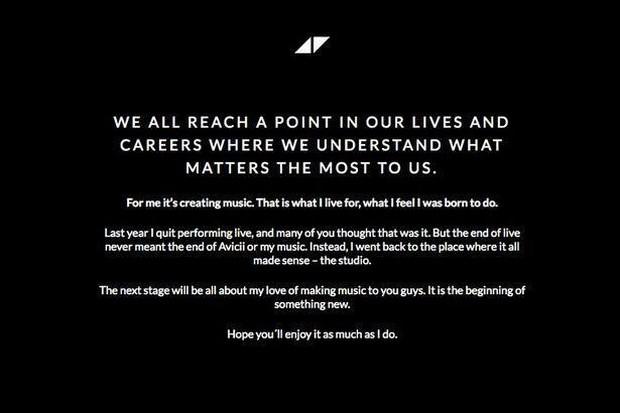 Avicii vẫn còn hào hứng nói về kế hoạch tương lai trong thông điệp cuối trước khi mất - Ảnh 2.