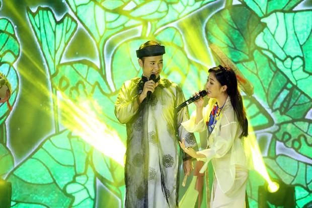 Thiên Nga (The Face), Ivan Trần dừng chân tại show ca hát Trời sinh một cặp - Ảnh 8.