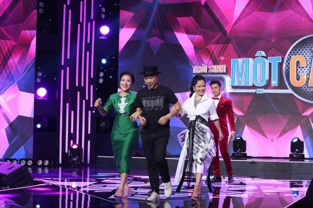 Thiên Nga (The Face), Ivan Trần dừng chân tại show ca hát Trời sinh một cặp - Ảnh 2.