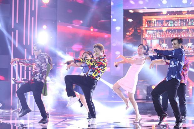 Thiên Nga (The Face), Ivan Trần dừng chân tại show ca hát Trời sinh một cặp - Ảnh 4.