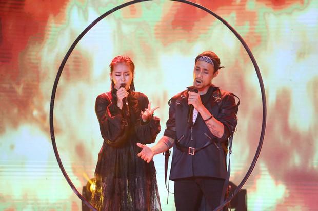 Thiên Nga (The Face), Ivan Trần dừng chân tại show ca hát Trời sinh một cặp - Ảnh 6.